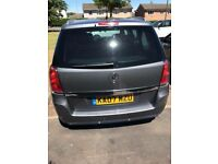 Vauxhall Zafira 1.8 easytronic for sale