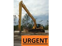 DIGGERS WANT£D FOR EXPORT! BACKHOES/DOZERS/CRANES/TELEHANDLERS AND MORE