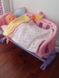 Nenuco cradle sleep to me baby