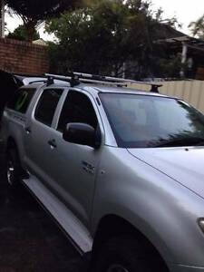 2007 Toyota Hilux Ute Ryde Ryde Area Preview