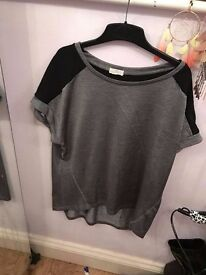 NEW LOOK TOP SIZE 14