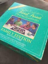 Trivial Pursuit - Family Edition Mount Gravatt Brisbane South East Preview