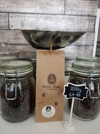 Columbia Freshly Roasted in house Coffee Beans South Shields 250g and 500g