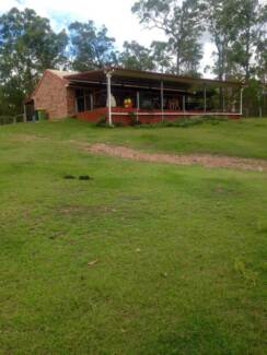 Peaceful Animal Haven on 5 acres + 3 Bedroom Quaint Home 4 Sale Buccan Logan Area Preview