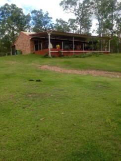 Peaceful Animal Haven on 5 acres + 3 Bedroom Quaint Home 4 Sale Buccan Logan Area Preview