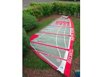 Windsurfing Sail /North Spectro 6.5m