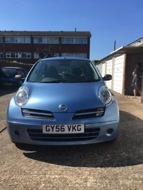 Automatic Blue Nissan Micra Initia 1.2 LOW MILAGE