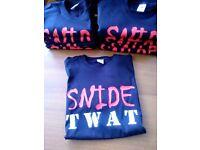 TWAT t shirts