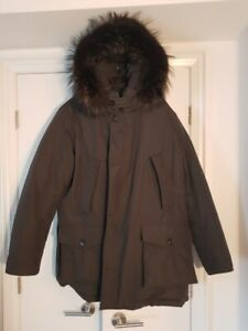 Woolrich with Sagafurs