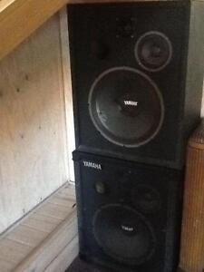 Yamaha  speakers Lockleys West Torrens Area Preview