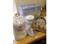 brand new in box kenwood multipro food processor 500 watts