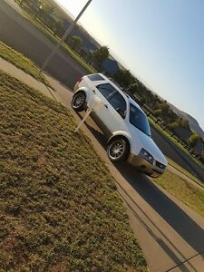 2004 Ford Territory Wagon Muswellbrook Muswellbrook Area Preview
