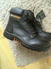 V 12 high quality work boots