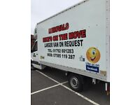 removals mike's on the move :-)