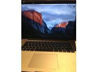 """15"""" Macbook Pro with RETINA display"""