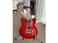 Yamaha electric guitar SG500b