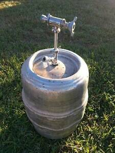Beer Keg (collectors) 18g with plunger Horsham Horsham Area Preview