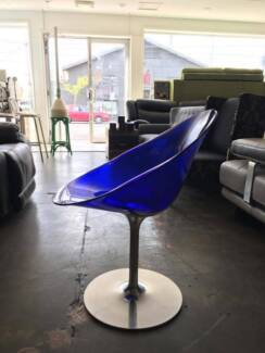 Eros Swivel Chair 100% Authentic Richmond Yarra Area Preview