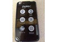 Moto C Plus Unlocked Boxed 5 inch screen
