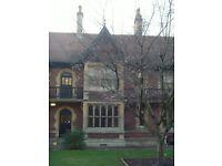 Lovely Grade II listed flat in Old Mkt Bristol