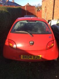 Ford KA 2004 Spares or Repairs - £150 or Next Best Offer