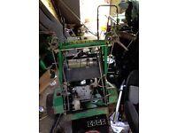 bob cat lawn mower
