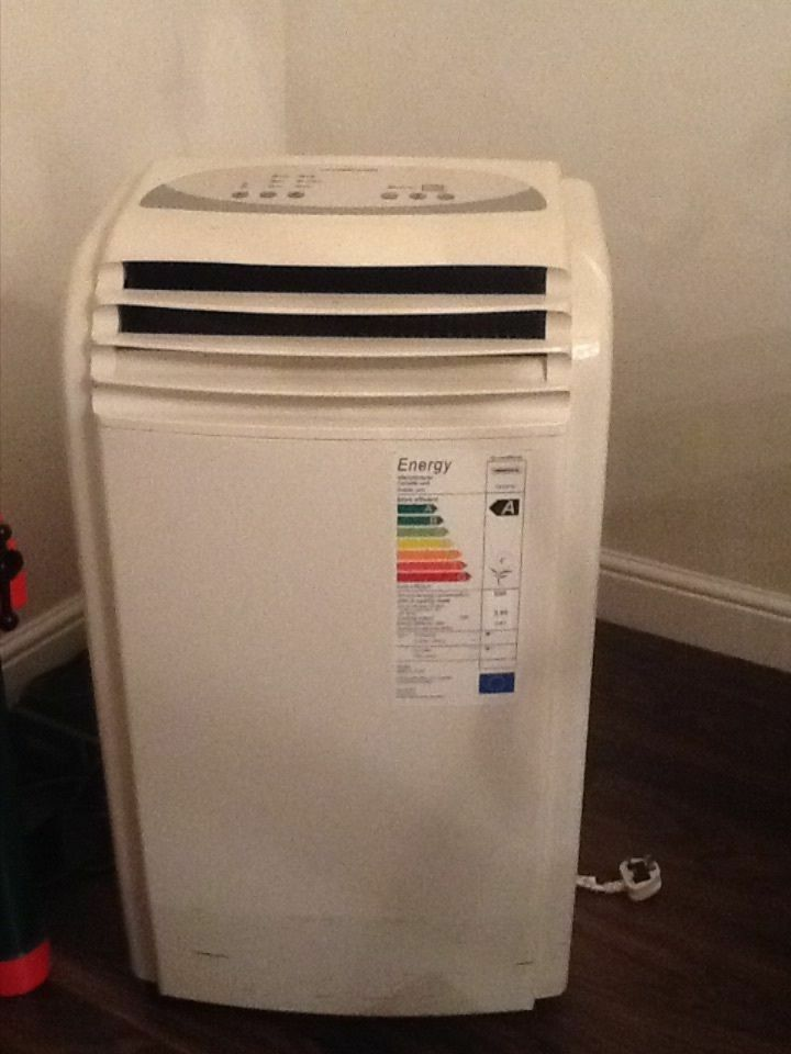 Homebase Portable Air Conditioner Ac 253797 In