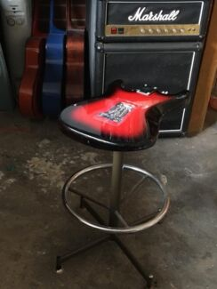 Electric Guitar Stool