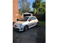 Stunning example - 59 Plate Abarth 500 - 50k Miles