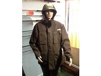 CHUB men's fishing coat