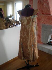 Belle Époque's handmaid dress