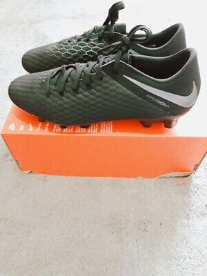 New Nike HYPERVENOM 3 ACADEMY FG Football Boots UK Size 8