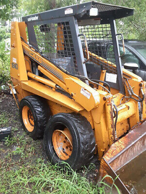 Case 1840 Skid Steer Loader Cummins Diesel