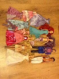 Disney Dolls Mixture