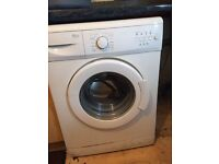 BEKO 8kg white washing machine