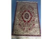 traditional wool rug