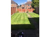 Gardening and lawn mowing services Nuneaton, Hinckley, Atherstone, Coventry, and surrounding areas.