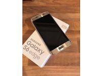 Samsung galaxy S6 edge immaculate condition. O2 net work £250 ono