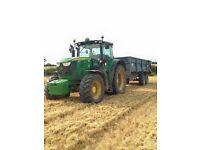 Self employed Farm work wanted-harvest