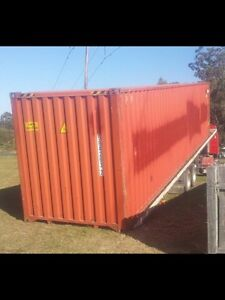 Shipping container 40' hc a/grade cargo worthy Nowra Nowra-Bomaderry Preview