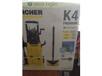 Karcher K4 eco home pressure washer RRP£239-£279