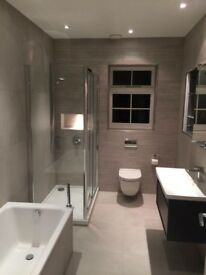 Bathrooms Fitters - Tilling - Plastering - Cladding - Full renovations
