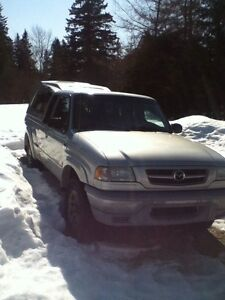 2002 Mazda B4000 extended cab