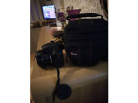 PANASONIC Lumix FZ72 Bridge Camera possible dslr swap ?