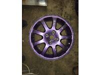 pegueot 206 gti wheels