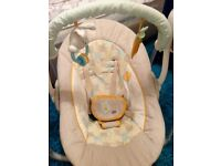 PORTABLE SWING BRIGHT STARTS