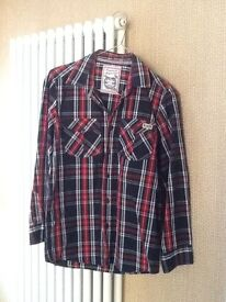 5 Very Good condition Boys Casual Shirts