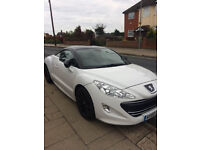 Peugeot RCZ 2011 Diesel 2.0 44,000 miles, 2 owners, Full Service history