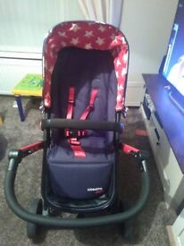 Cosatto Giggle Travel System with Car Seat
