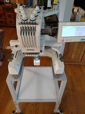 Машины для вышивания Brother PR-620, 6/Six